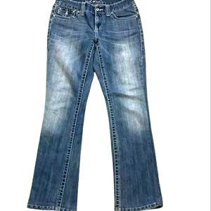 INC Denim Size 30x30  Women Jeans Boot Leg Regular